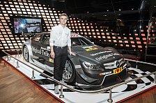 DTM - Mercedes: ART stellt sich in Paris vor