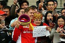 Formel 1 - Live-Ticker: Der Donnerstag in Shanghai