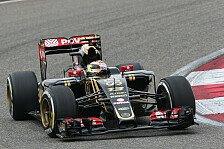 Formel 1 - Topspeed China: Lotus in mitten von Ferraris