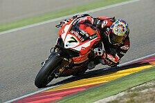 Superbike - Davies holt Trainingsbestzeit in Assen