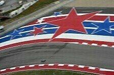 MotoGP - Wetter-Prognose: Texas-GP