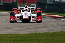 IndyCar - Abbruch-Qualifying: Montoya auf Pole