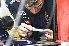 Formel 1 - Bilder: China GP - Technik