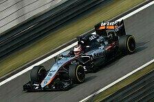 Formel 1 - Force India Vorschau: Bahrain GP