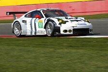 WEC - Porsche: Bester 911 RSR startet aus Reihe zwei