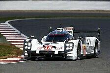 WEC - Porsche erobert Reihe eins in Silverstone