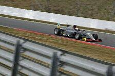 ADAC Formel 4 - Maggi über das F4-Auto: Einfach cool!