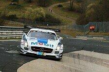 24 h Nürburgring - Sebastian Asch startete mit Zakspeed