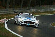 24 h Nürburgring - Zakspeed-Mercedes kann nicht starten