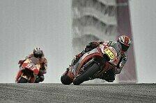 MotoGP - Aprilia strebt weitere Fortschritte an