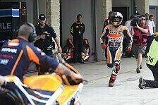 MotoGP - Marquez kann 2015 nur noch vier Motoren verwenden