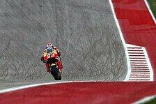 MotoGP - Marquez deklassiert Konkurrenz in FP2 trotz Sturz