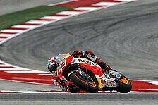 MotoGP - Marquez auch im Warm Up souverän