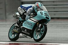 Moto3 - Kent deklassiert Konkurrenz im Texas-GP
