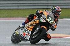 Moto2 - Eiskalter Lowes feiert Sieg in Austin