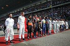Formel 1 - Offener Brief: F1-Piloten gehen auf die Barrikaden