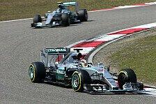 Formel 1 - Mercedes Vorschau: Bahrain GP