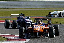 Formel 3 EM - Mikkel Jensen zweimal auf dem Podium