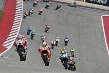 MotoGP - Ducati in Austin: Es kann nur besser werden