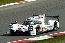 WEC - Erfolgreicher Auftakt für Porsche 919 Hybrid