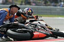 MotoGP - Desaster, Kacke: Rundumschlag von Helmut Bradl