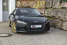Auto - KW Gewindefahrwerke für neuen Audi TT