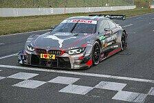 DTM - Übersicht: DTM 2015 - Die Startzeiten
