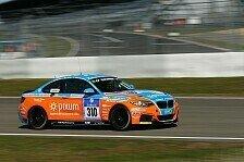 24 h Nürburgring - Adrenalin startet mit sechs Autos