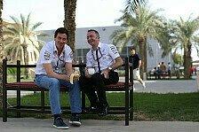 Formel 1 - Lowe: Die Sommerpause ist Pflicht