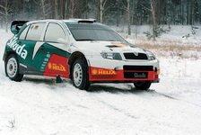 WRC - Bewährungstest für neuen Skoda Fabia WRC05
