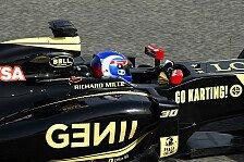 Formel 1 - Palmer: Zwei Lotus-Einsätze in Barcelona