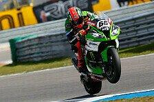 Superbike - Sykes meldet sich mit Pole in Assen zurück