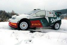 WRC - Bilder: Skoda Fabia WRC 05