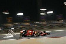 Formel 1 - Roter Raketenstart: Vettel jetzt unter WM-Druck