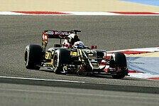 Formel 1 - Lotus finanziell über den Berg
