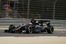 Formel 1 - Starkes Qualifying von Force India