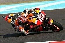 MotoGP - Finger-Fraktur! Marquez nach Crash operiert
