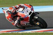 MotoGP - Jerez: Ducatis Angst vor dem Reifenfresser