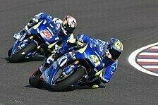 MotoGP - Suzuki vom Chattering geheilt