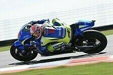 MotoGP - Suzuki in Argentinien: Luft nach oben