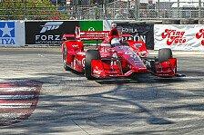 IndyCar - Dixon gewinnt in Long Beach