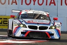 USCC - BMW Team RLL feiert Sieg in Long Beach
