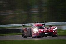 WEC - Nissan fixiert Fahreraufgebot für Le Mans