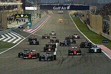 Formel 1 - Bahrain GP: Hamilton siegt - Räikkönen auf zwei