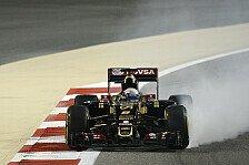 Formel 1 - Chester: Lotus kämpft gegen Red Bull und Williams