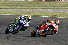 MotoGP - Rossi tritt Marquez aus Malaysia-GP!