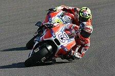 MotoGP - Ducati: Potenzial ist auch in Jerez da