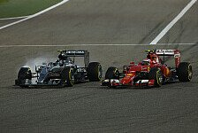 Formel 1 - Ferrari in Bahrain: Die doppelte zweite Chance