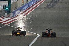 Formel 1 - Wochenrückblick: McLaren und Renault begeistern