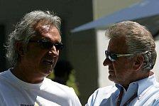 Formel 1 - Flavio Briatore: Wir müssen Ferrari zum Wohle des Sports herausfordern
